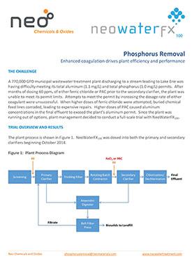 Phosphorus Removal Case Study